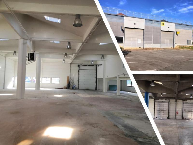 Locaux d'activité à louer | Villeneuve D'ascq (59650) Surface : De 514 m2 à 6507 m2 Réf. 761655