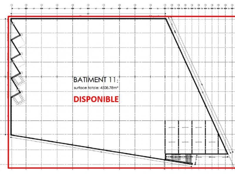 Activités à louer | Roncq (59223) Surface : de 482 m2 à 1702 m2 Réf. 761649