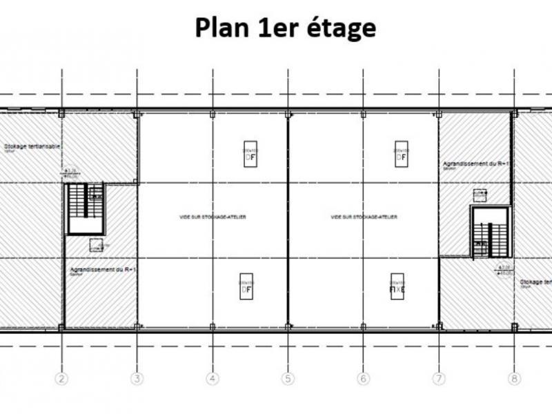 Activités à louer | Templemars (59175) Surface : de 526 m2 à 1052 m2 Réf. 761603