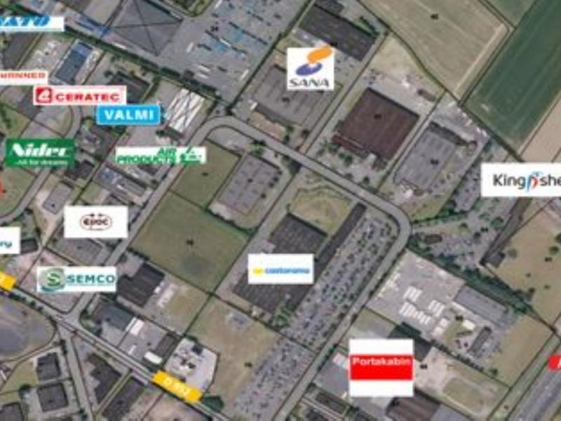 Activités à louer | Templemars (59175) Surface : 900 m2 Réf. 822092
