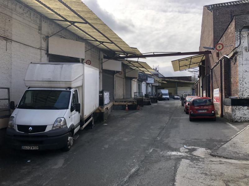 Activités à louer | Tourcoing (59200) Surface : 500 m2 Réf. 791425