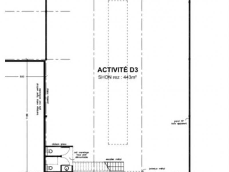 Activités à louer | Wambrechies (59118) Surface : 443 m2 Réf. 761995