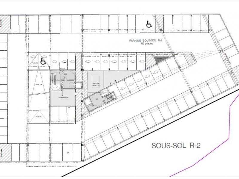 Bureaux à louer   Lezennes (59260) Surface : de 440 m2 à 4923 m2 Réf. 816476