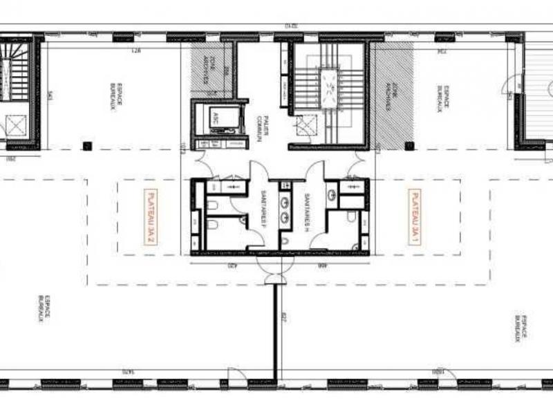 Bureaux à louer | Loos (59120) Surface : de 1596 m2 à 3478 m2 Réf. 766377