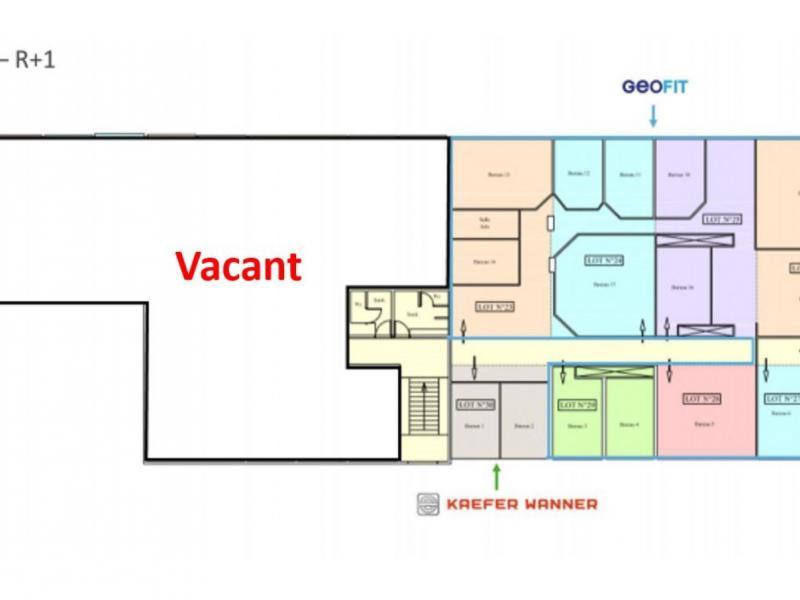 Bureaux à louer | Templemars (59175) Surface : de 100 m2 à 350 m2 Réf. 631764