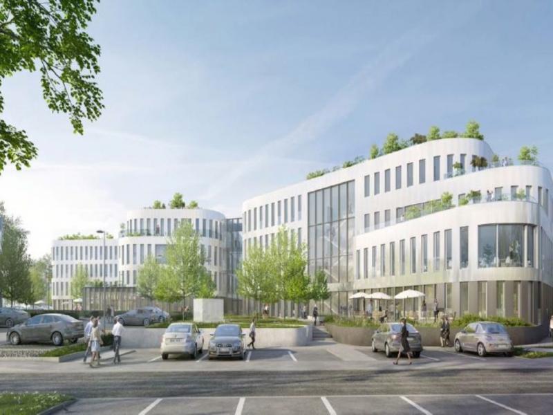 Bureaux à louer | Villeneuve D'ascq (59650) Surface : de 1045 m2 à 2134 m2 Réf. 744228
