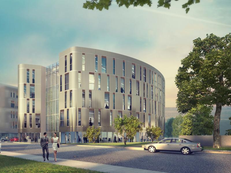 Bureaux à louer | Villeneuve D'ascq (59650) Surface : De 943 m2 à 4926 m2 Réf. 744292