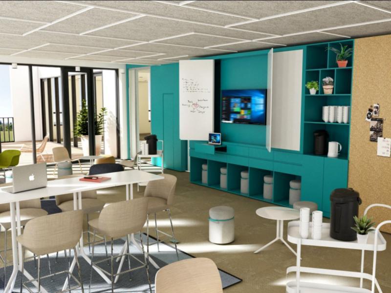 Bureaux à louer | Villeneuve D'ascq (59650) Surface : de 10 m2 à 4080 m2 Réf. 936782