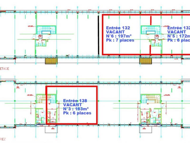 Bureaux à louer | Wambrechies (59118) Surface : De 163 m2 à 532 m2 Réf. 806681