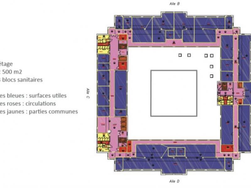 Bureaux à louer | Wasquehal (59290) Surface : de 800 m2 à 3300 m2 Réf. 770582