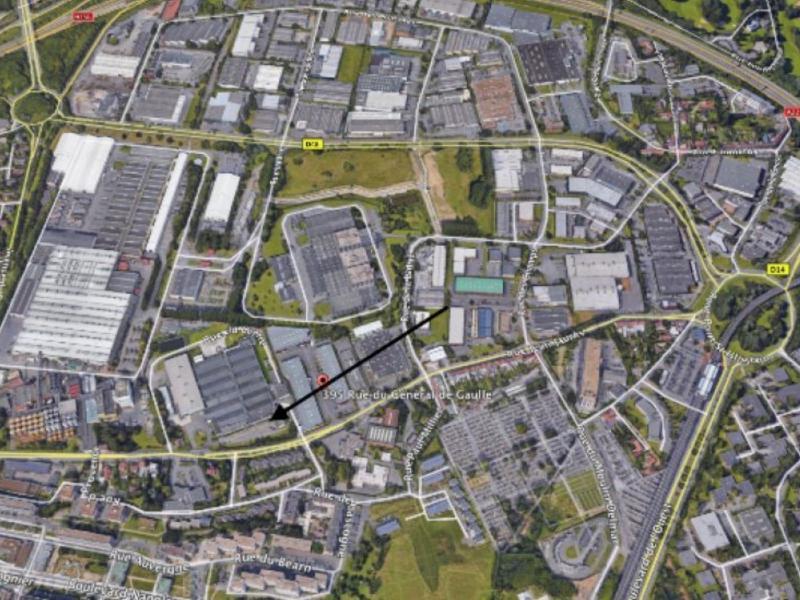 Entrepôts à louer | Marcq En Baroeul (59700) Surface : 849 m2 Réf. 780195
