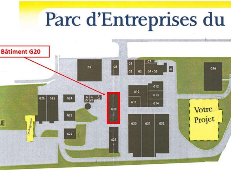 Entrepôts à louer | Grenay (62160) Surface : 1782 m2 Réf. 768160