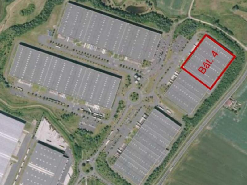 Locaux d'activités à louer | Houplines (59116) Surface : 11280 m2 Réf. 788845
