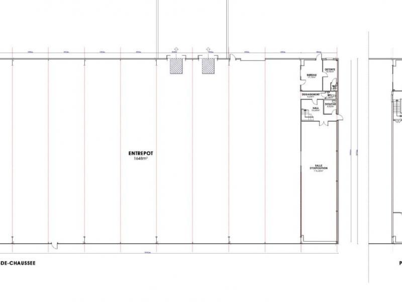 Locaux d'activités à louer   Noyelles Godault (62950) Surface : 2051 m2 Réf. 763832