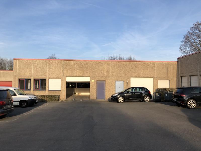 Locaux d'activités à louer | Villeneuve D'ascq (59650) Surface : De 173 m2 à 346 m2 Réf. 788056