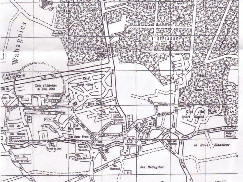 Terrain à louer | Ostricourt (59162) Surface : 10000 m2 Réf. 794190