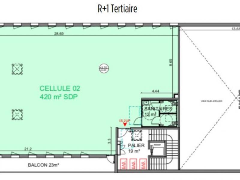 Activités à vendre / à louer | Bouvines (59830) Surface : de 207 m2 à 1143 m2 Réf. 765450