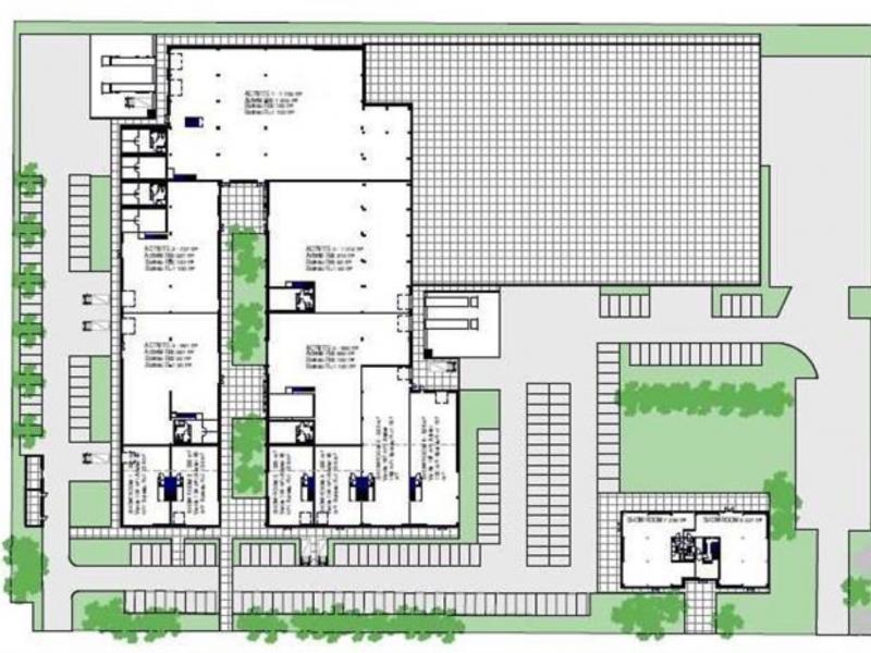 Activités à vendre / à louer | Lesquin (59810) Surface : de 221 m2 à 7889 m2 Réf. 765054