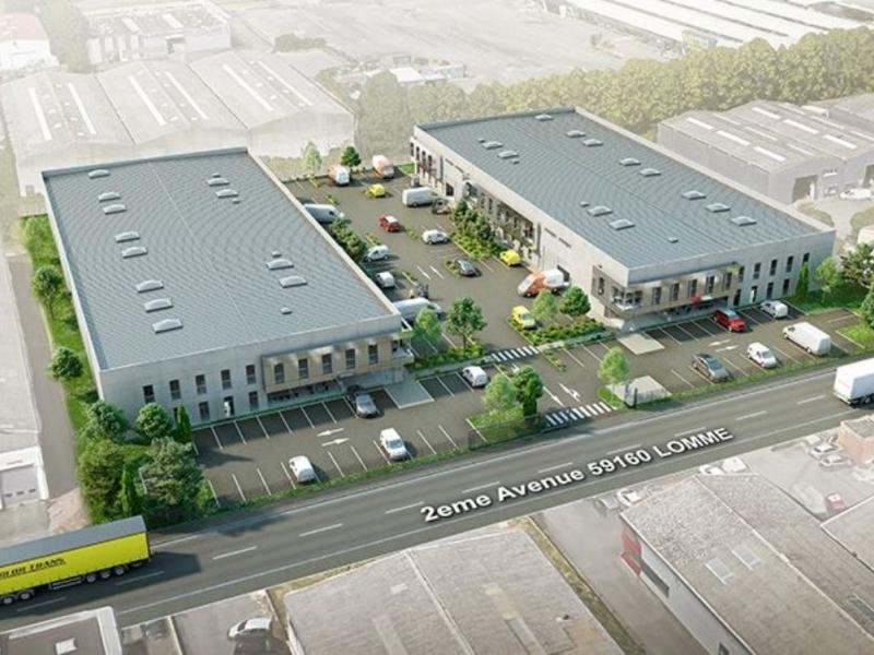 Activités à vendre / à louer | Lille (59000) Surface : de 400 m2 à 2500 m2 Réf. 765712