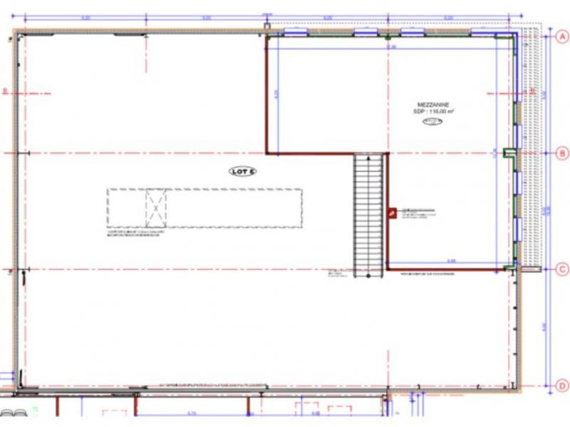 Activités à vendre / à louer | Marquette-lez-lille (59520) Surface : 583 m2 Réf. 761948