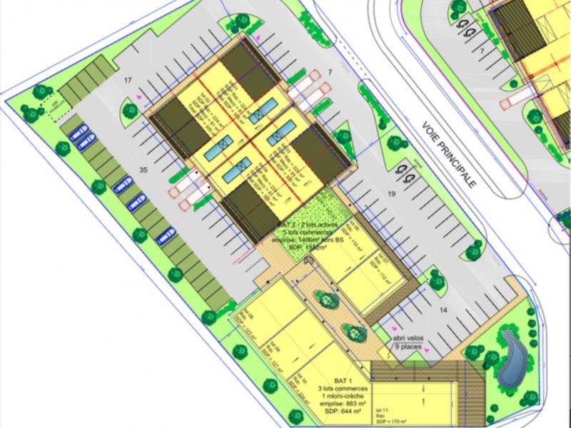 Activités à vendre / à louer | Roncq (59223) Surface : de 305 m2 à 3641 m2 Réf. 761844
