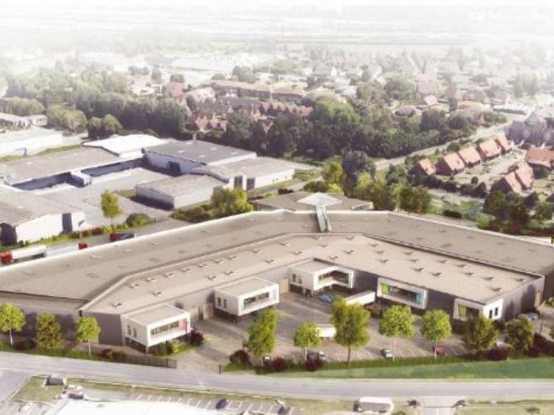 Activités à vendre / à louer | Sequedin (59320) Surface : de 400 m2 à 1200 m2 Réf. 765709