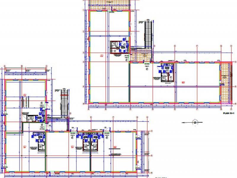 Bureaux à vendre / à louer | Roncq (59223) Surface : De 97 m2 à 1600 m2 Réf. 761302