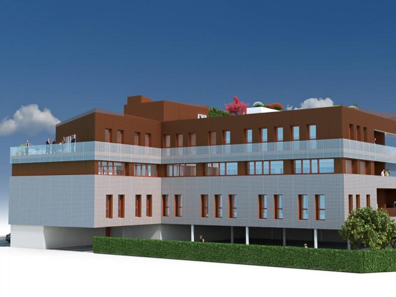 Bureaux à vendre / à louer | Villeneuve D'ascq (59650) Surface : de 221 m2 à 2640 m2 Réf. 805379