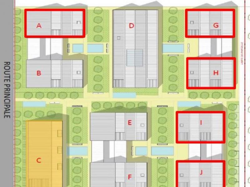 Bureaux à vendre / à louer | Villeneuve D'ascq (59650) Surface : de 183 m2 à 1564 m2 Réf. 817576