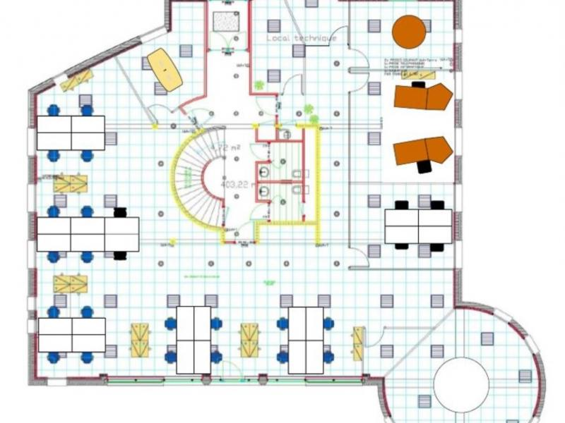 Bureaux à vendre / à louer | Wasquehal (59290) Surface : 691 m2 Réf. 760624