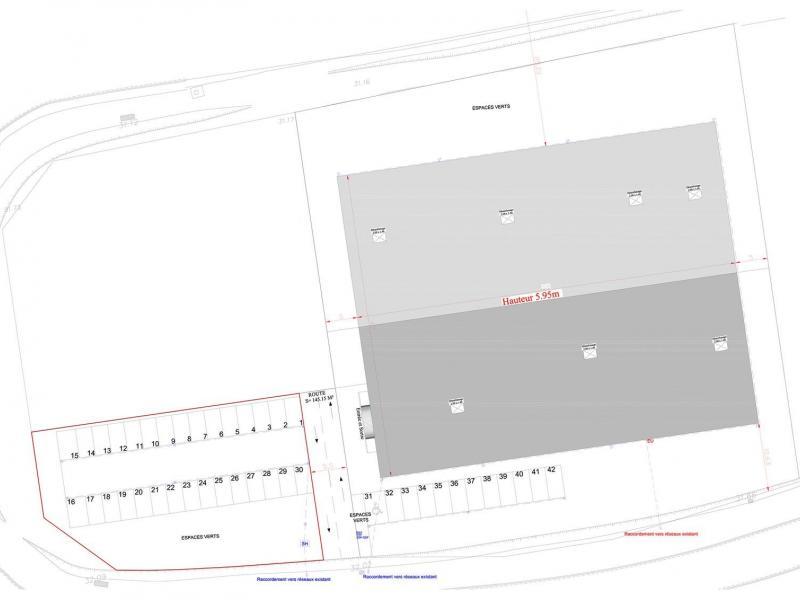 Entrepôts à vendre / à louer | Aire Sur La Lys (62120) Surface : 2700 m2 Réf. 766272