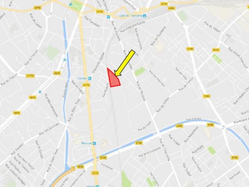 Entrepôts à vendre / à louer | Tourcoing (59200) Surface : De 124 m2 à 5091 m2 Réf. 802444