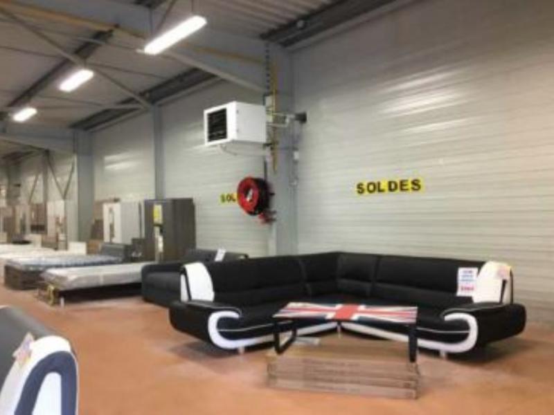 Entrepôts à vendre / à louer | Beuvry (62660) Surface : 2300 m2 Réf. 766672
