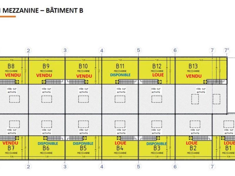 Locaux d'activités à vendre / à louer   Famars (59300) Surface : De 227 m2 à 6753 m2 Réf. 763824