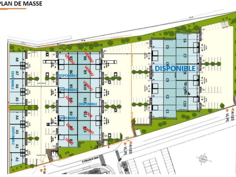 Locaux d'activités à vendre / à louer | Famars (59300) Surface : De 227 m2 à 6753 m2 Réf. 763824