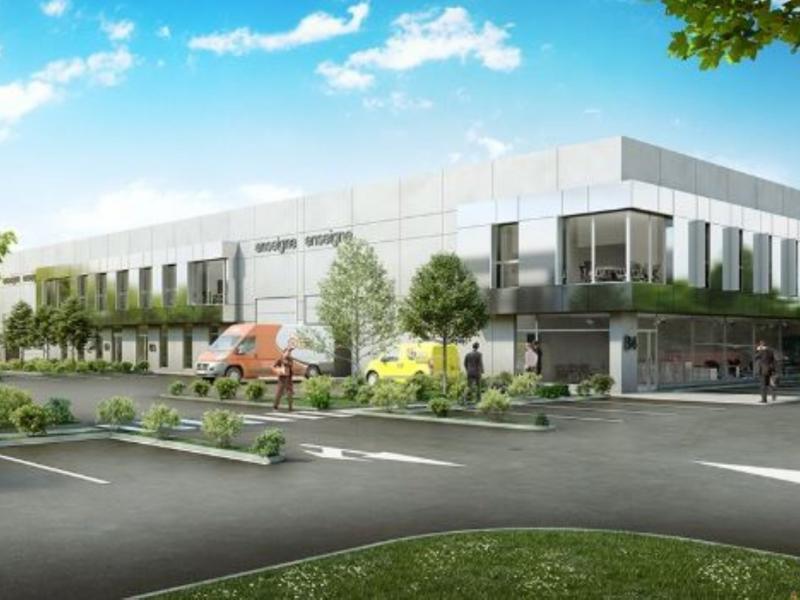 Locaux d'activités à vendre / à louer | Lille (59000) Surface : De 400 m2 à 2500 m2 Réf. 765712