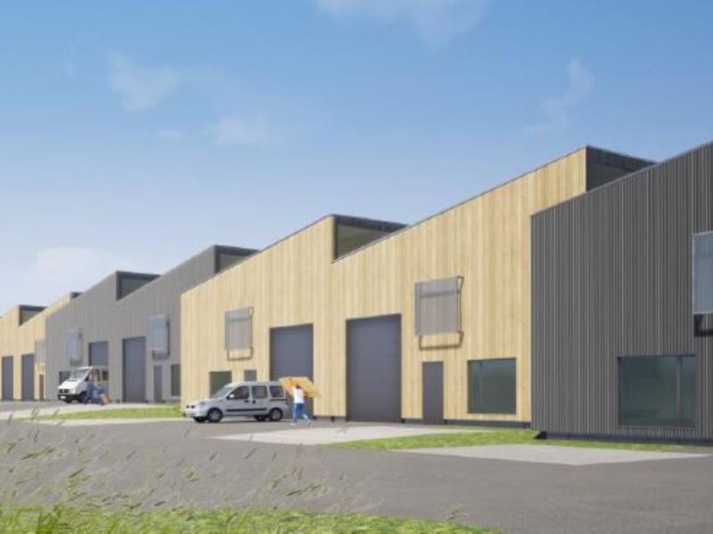 Locaux d'activités à vendre / à louer | Tourcoing (59200) Surface : De 124 m2 à 5091 m2 Réf. 802444