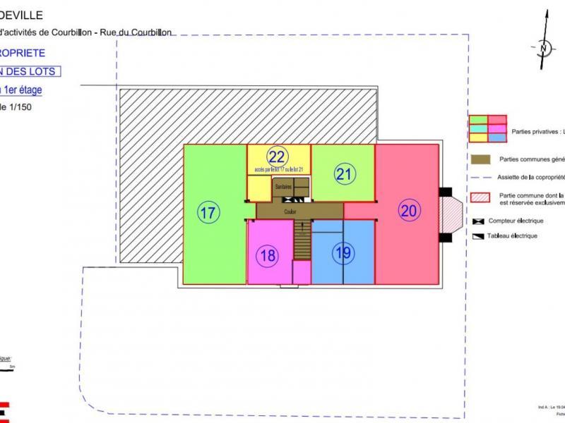 Bureaux à vendre | Vendeville (59175) Surface : de 108 m2 à 383 m2 Réf. 930679