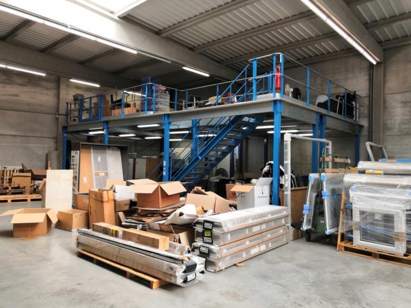 Entrepôts à vendre | Roncq (59223) Surface : 1082 m2 Réf. 761738